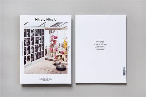 design inspiration ltd editorial design ninety nine u magazine