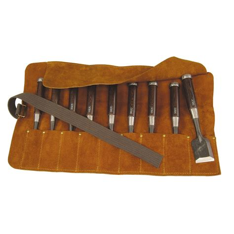 archer leather chisel roll  place chisel rolls carbatec