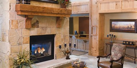 Great Room Designs - 40 stone fireplace designs from classic to contemporary spaces