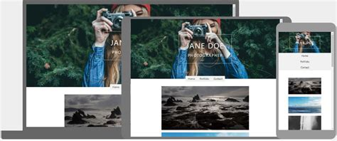templates for website w3schools w3 css templates