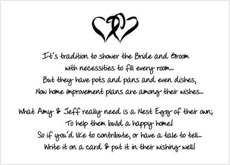 bridal shower poem ideas bridal shower insert poem card bridal shower bridal showers poem and wedding