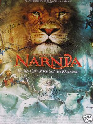 Hitman Chronicles 1997 5 Dvd chronicles of narnia signed poster