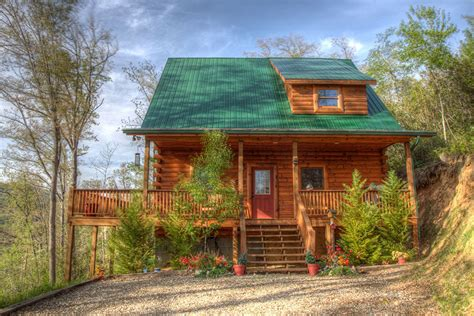 smoky mountain cabin builder portfolio of log homes near