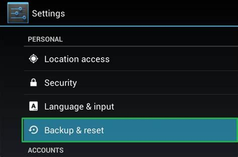 reset android phone before selling securely wipe your android tablet before selling it