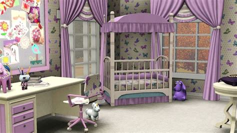 sims 3 room ideas screenshot the sims 3 cute pink baby room for more