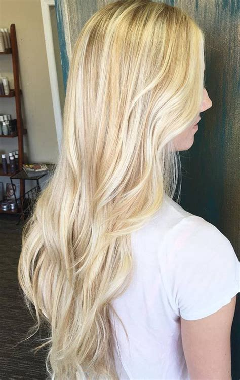 blond hair colors best 25 bright hair ideas on