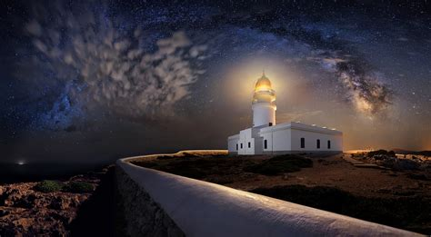 lighthouse hd wallpaper background image