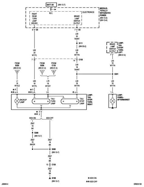 wiring diagram for trailer running lights choice image