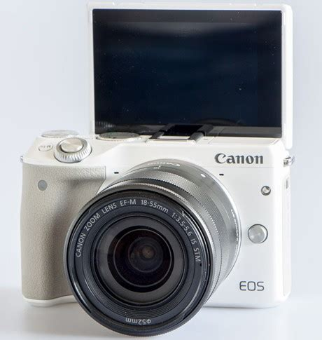Kamera Canon M3 eos m3 jawaban atas kritik pedas untuk mirrorless canon