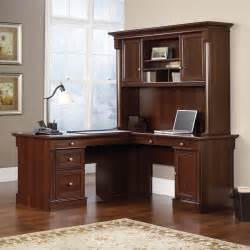 Sauder L Shaped Desk With Hutch Sauder Palladia L Desk With Hutch Atg Stores