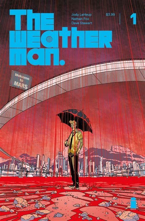 weatherman  releases image comics