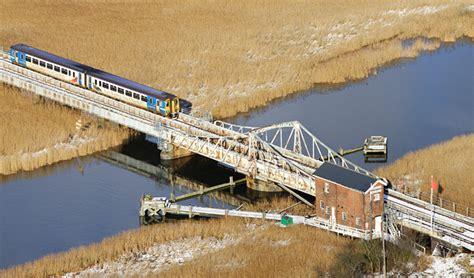 somerleyton swing bridge bridge heights