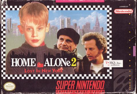 home alone 2 lost in new york 1992 snes release dates