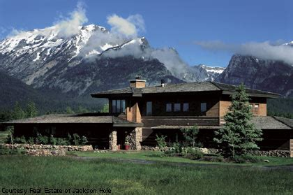 harrison ford house harrison ford jackson hole wyoming