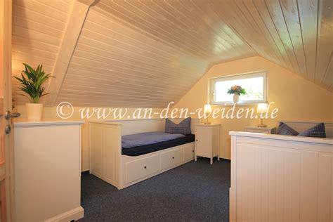 ferienhaus steffenshagen ferienwohnung - Schlafzimmer 2 Betten