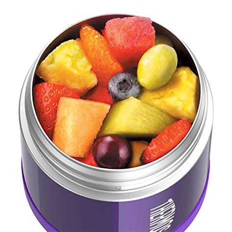 Foogo Food Jar 10 Oz Thermos Blue Pink thermos funtainer 10 ounce food jar purple 788809835671