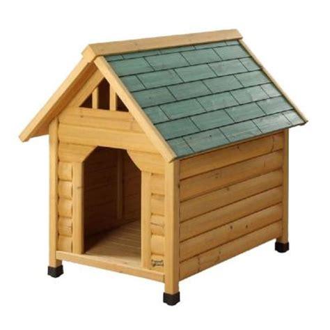 dog house home depot pet squeak 3 8 ft l x 2 8 ft w x 3 1 ft h large alpine lodge dog house 0007l the home depot