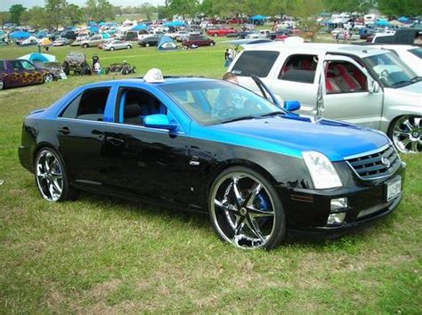 custom large rubber sts moe24money6731 2006 cadillac sts specs photos