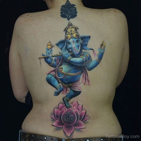 ganesha tattoo on chest collection of 25 ganesha chest tattoo design