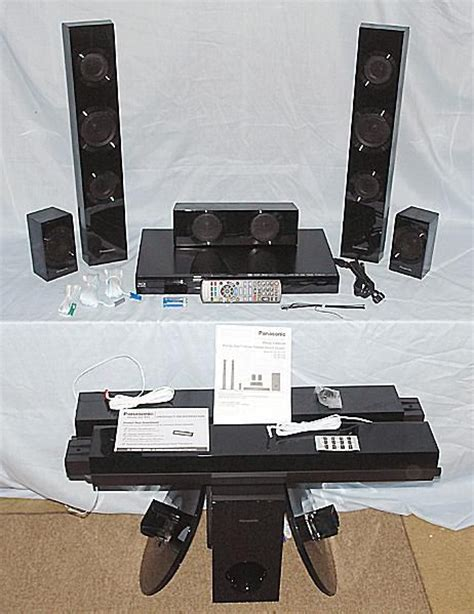 panasonic sc btt195 home theater system photos