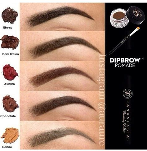 Beverlyhills Dipbrow Pomade beverly dipbrow pomade make up coming soon eyebrows and