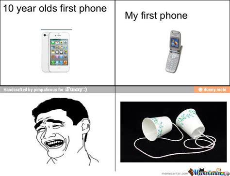 Old Cell Phone Meme - first phone by stevehowell meme center