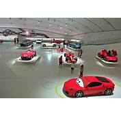 Visiting The Museum Enzo Ferrari Modena In Italy  Fast