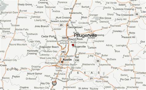 pflugerville texas map gu 237 a urbano de pflugerville