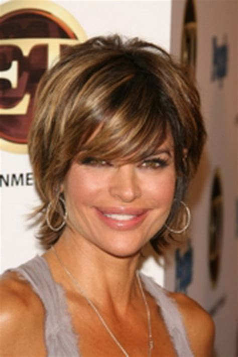 Insruction On How To Cut Rinna Hair Sytle | lisa rinna long hair