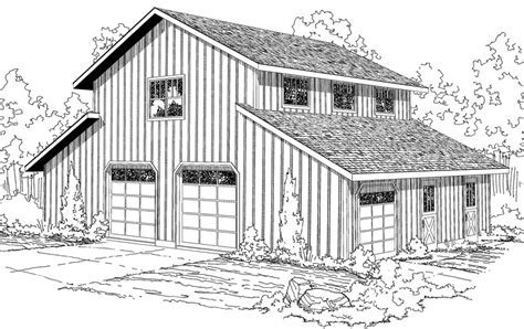 Barn Shop Plans | country house plans barn 20 059 associated designs