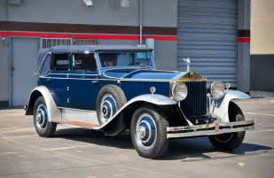 Rolls Royce Wraith 1930 Bonhams Will Offer A Cars At Greenwich Concours D