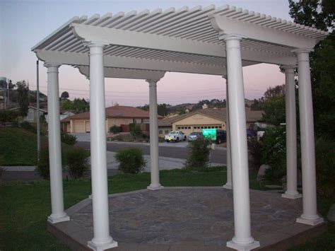 free standing patio cover patio covers patio