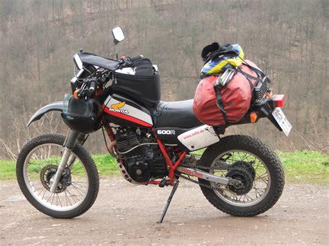 Sitzposition Enduro Motorrad by Motorr 228 Der Reisetwin