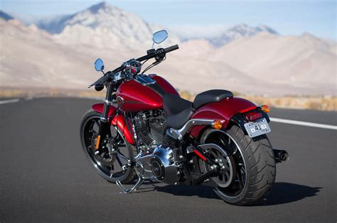 Harley Davidson 2015 Softail Breakout Review.html   Autos Post