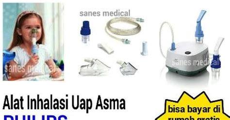 Mesin Uap Untuk Asma berita medis alat inhalasi uap penyakit asma dan sesak nafas respironics nebulizer