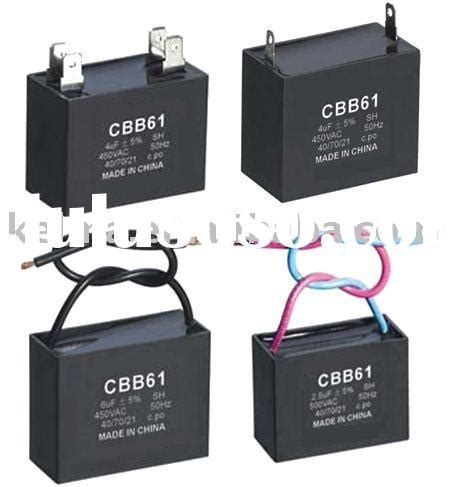 cbb61 motor capacitor run capacitor cbb61 run capacitor cbb61 manufacturers in lulusoso page 1