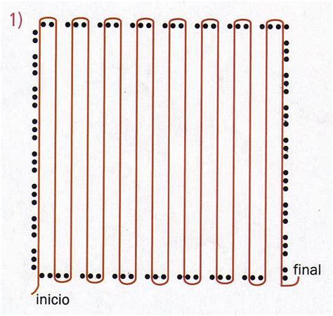 telares cuadrados telar cuadrado manosalaobratv telar pinterest