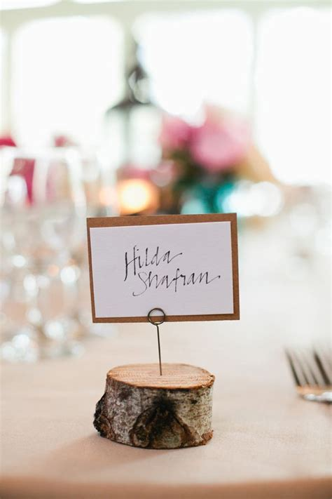 place card holder ideas 1000 ideas about rustic place cards on pinterest place