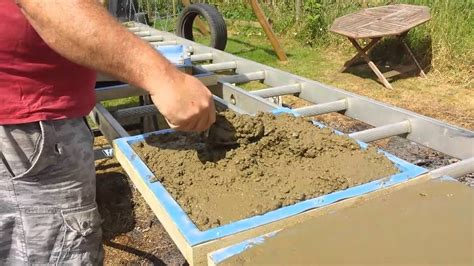 Making Patio Slabs Doovi How To Use Pavers To Make A Patio