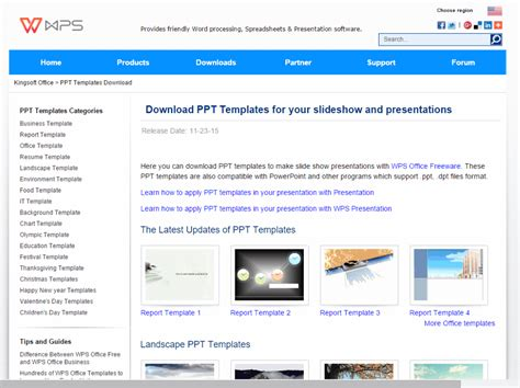 templates for powerpoint kingsoft powerpoint templates free download kingsoft choice image
