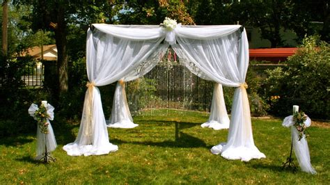 outdoor wedding draping l k events wedding planners in layton utah