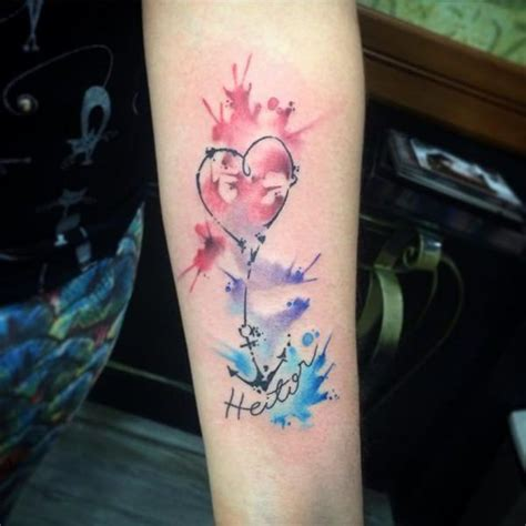 tattoo watercolor why you should or shouldn t get a watercolor tattoo