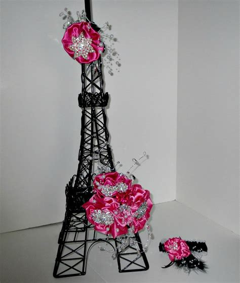 Eiffel Tower Centerpiece Parisian Decoration Centerpiece Eiffel Tower Centerpieces