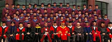 Asu Executive Mba Schedule by Asu Graduates Historic Shanghai Mba Class