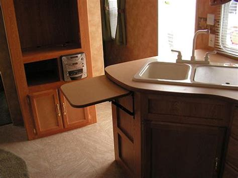 Folding Countertop by Rv Kitchen Counter Extension Modmyrv