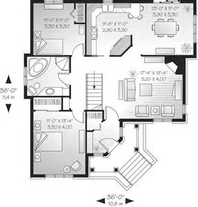 flat house plans cornish flat country home plan 032d 0099 house plans and