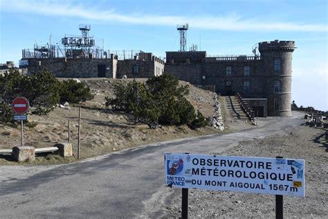 bureau vall馥 quimper l observatoire m 233 t 233 o du mont aigoual grand t 233 moin du