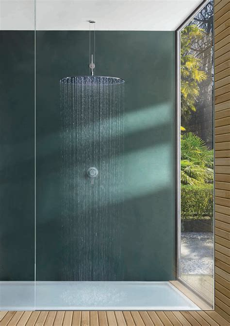 rain shower bathroom best rain shower heads for modern eco friendly bathrooms