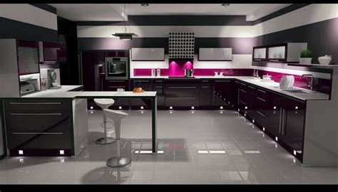 Small Modular Kitchen Designs nobilia glassline by zigshot82 on deviantart
