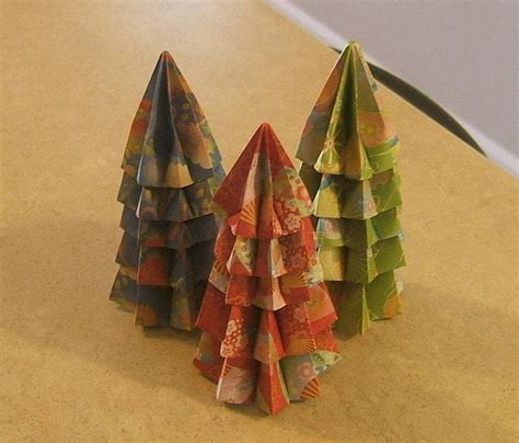 Origami Paper Edmonton - origami tree style 3 183 how to fold an origami